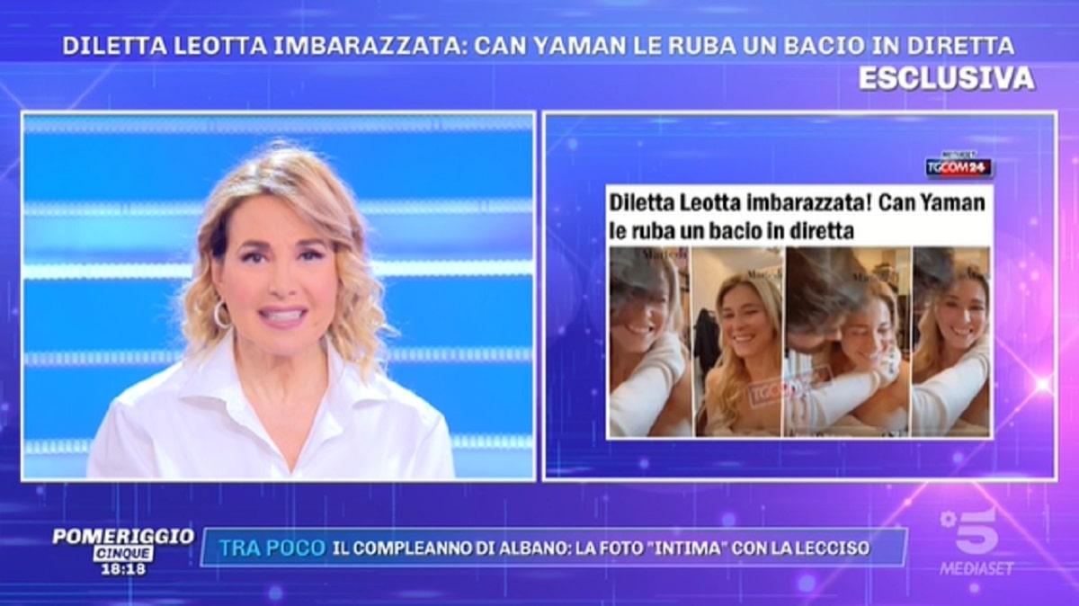 Foto Can Yaman Diletta Leotta Pomeriggio 5