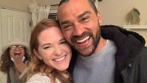 Foto Grey's Anatomy 17x14 - Jackson e April