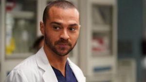 Grey's Anatomy - Jesse Williams