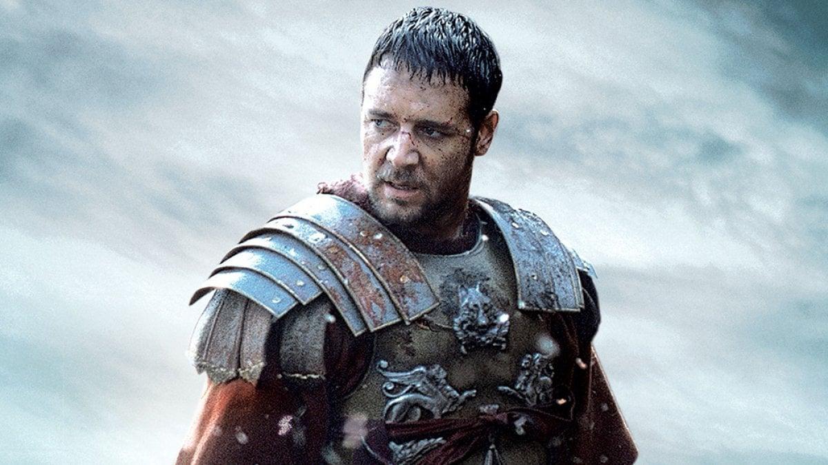 Foto Il Gladiatore - Russell Crowne