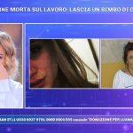 """Pomeriggio 5, Barbara d'Urso sfiora le lacrime: """"Mi arriva questo dolore"""""""