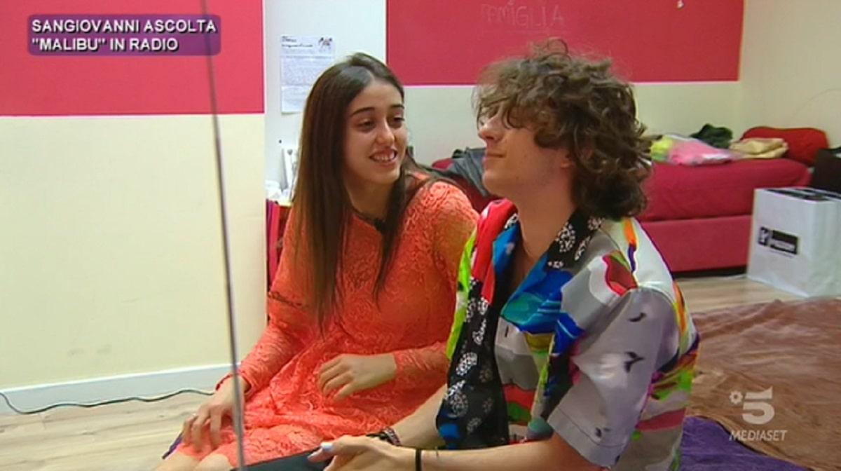 Foto Giulia e Sangiovanni