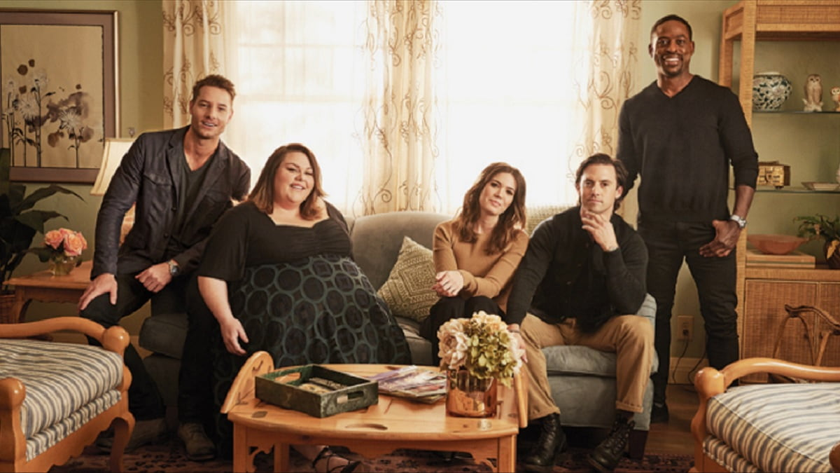 Foto This is Us cast