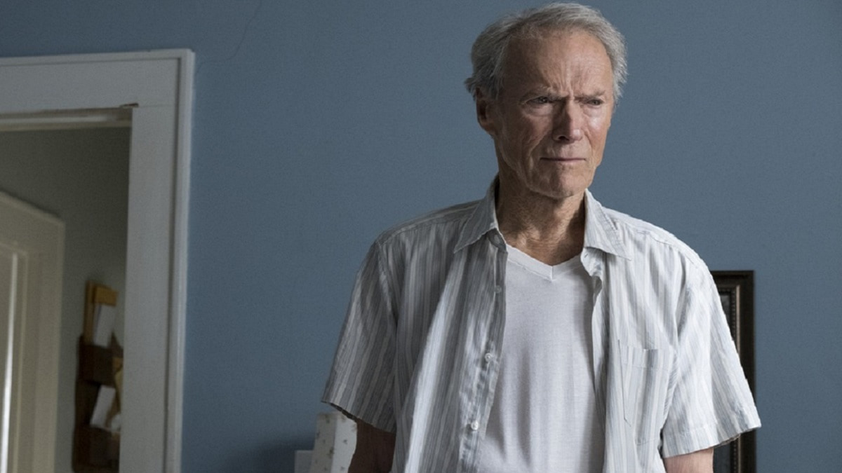 Foto film Il Corriere - The Mule Clint Eastwood