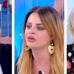 """Riccardo Guarnieri lascia UeD e insulta Roberta Di Padua. Tina: """"Cafone"""""""