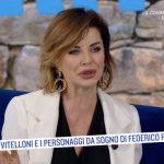 """Alba Parietti rivela a Serena Bortone: """"Felice di essere una mascalzona"""""""