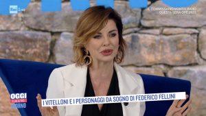 Foto Alba Parietti Oggi è Un Altro Giorno