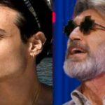 """Brando Giorgi attacca Awed all'Isola: """"Non ti importa niente di nessuno"""""""