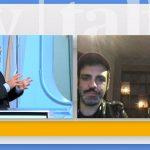 """Colapesce e Dimartino ammettono a Tv Talk: """"Non siamo tipi da televisione"""""""