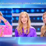 """Barbara D'Urso spiazzata da Drusilla Gucci: """"Che cosa stai dicendo?"""""""