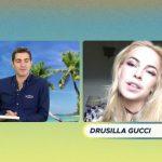 """Drusilla Gucci a Il Punto Z confessa: """"Awed? E' un broccolone"""""""
