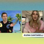 """Elena Santarelli a Il Punto Z: """"Basta scusare gli hater sui social"""""""
