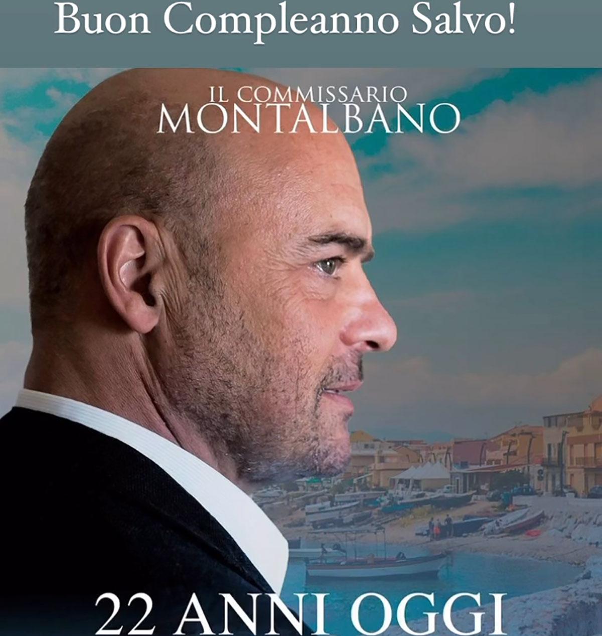 foto Il commissario Montalbano Luca Zingaretti