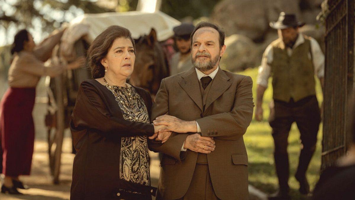 Foto Il Segreto Francisca e Raimundo
