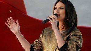 Foto Laura Pausini Oscar
