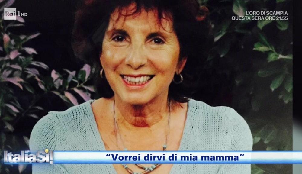 foto mamma Marco Liorni