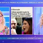 """Pomeriggio 5, Maria Teresa Ruta su Checco Zalone: """"È stato straordinario"""""""