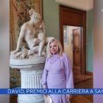 """Sandra Milo, David alla carriera. Roberto Poletti: """"Di lei mi piace…"""""""