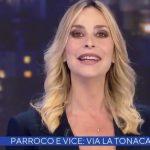"""La vita in diretta, Alberto Matano a Stefania Orlando: """"Questa è casa tua"""""""