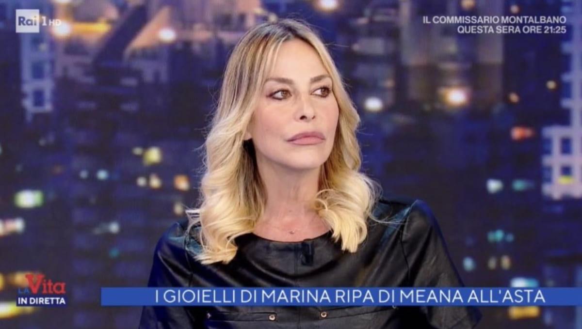 foto Stefania Orlando vita in diretta 26maggio
