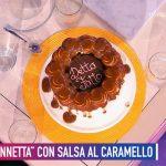 Ricetta Torta Pannetta a Detto Fatto: dolce di Alessandro Capotosti