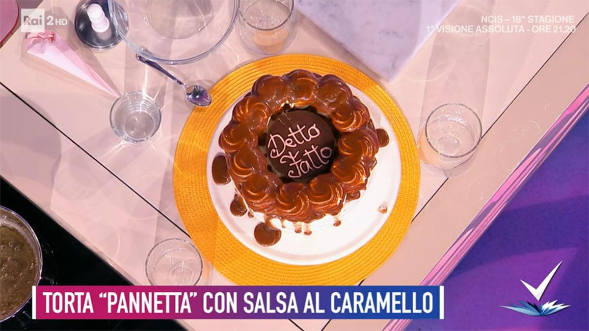 foto Torta Pannetta a Detto Fatto