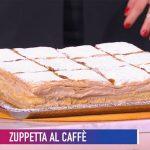 Detto Fatto, ricetta della Zuppetta al caffè: dolce di Angelica Sepe