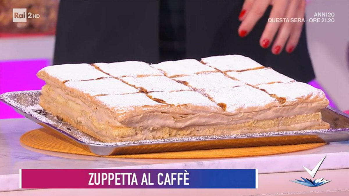 foto Zuppetta al caffè a Detto Fatto
