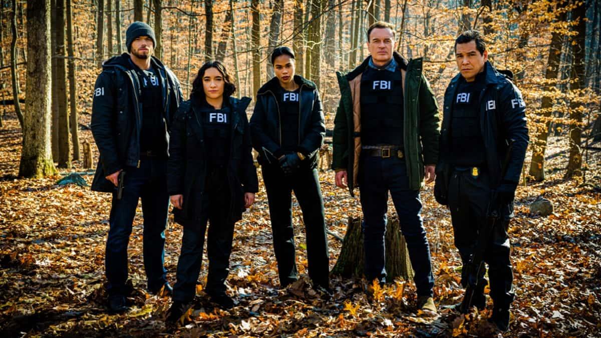 Foto FBI: Most Wanted cast