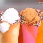 È sempre mezzogiorno: gelato da passeggio di Sara Brancaccio e Max Scotti