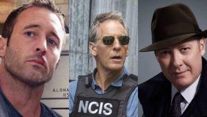 Foto Hawaii Five- 0, NCIS New Orleans e The Blacklist
