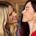 """Michelle Hunziker si commuove con Aurora Ramazzotti: """"Mi sono emozionata"""""""