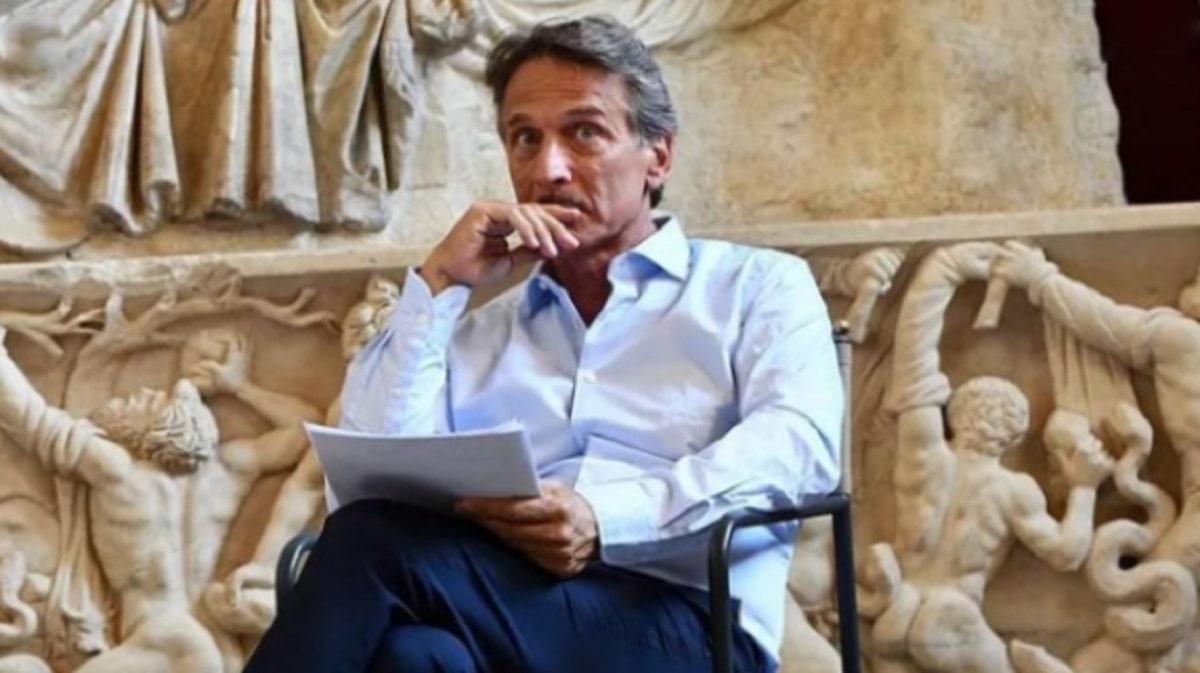 Foto Cesare Bocci Viaggio Nella Grande Bellezza