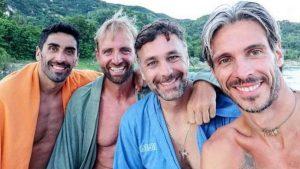 Foto cast Ultima Gara