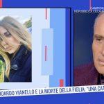 """Oggi è un altro giorno, Edoardo Vianello morte figlia: """"Dolore fortissimo"""""""