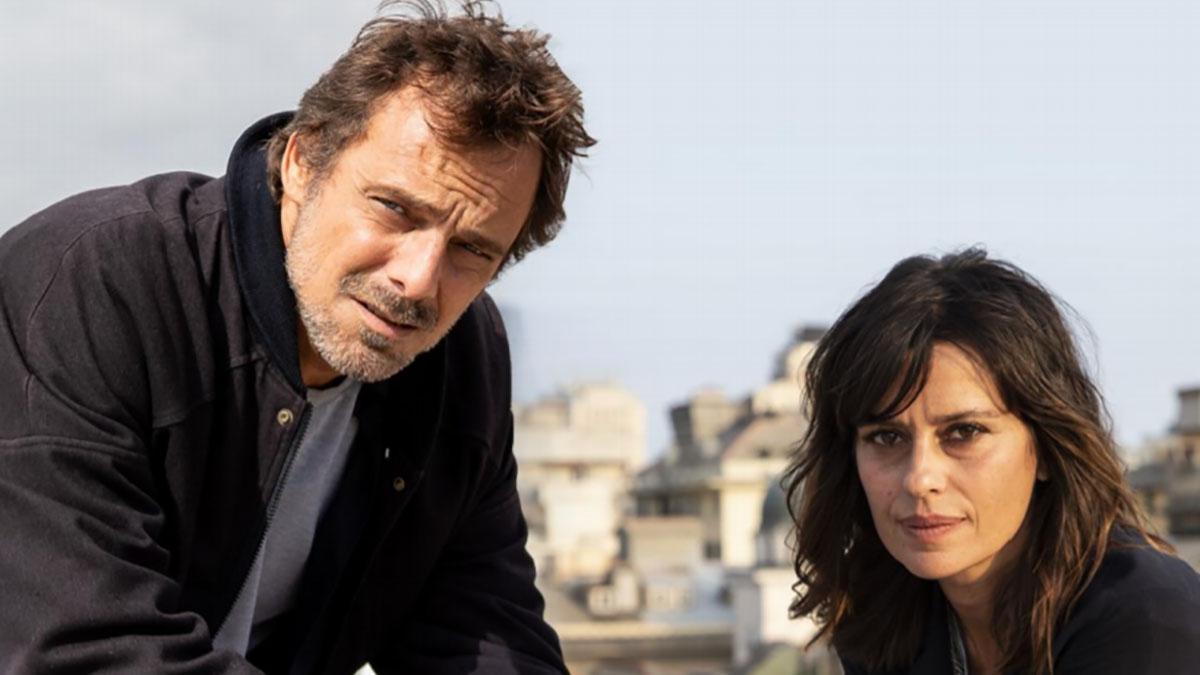 foto Alessandro Preziosi e Claudia Pandolfi in Masantonio