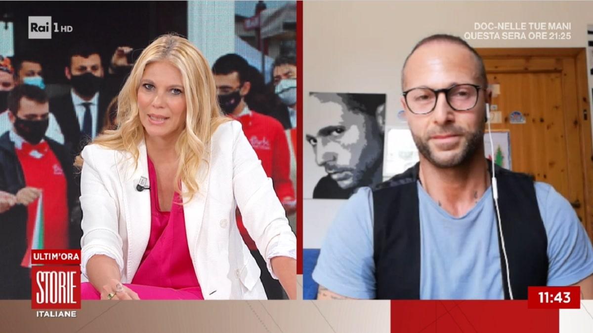 foto Eleonora Daniele e Ivan Cottini, 24 giugno
