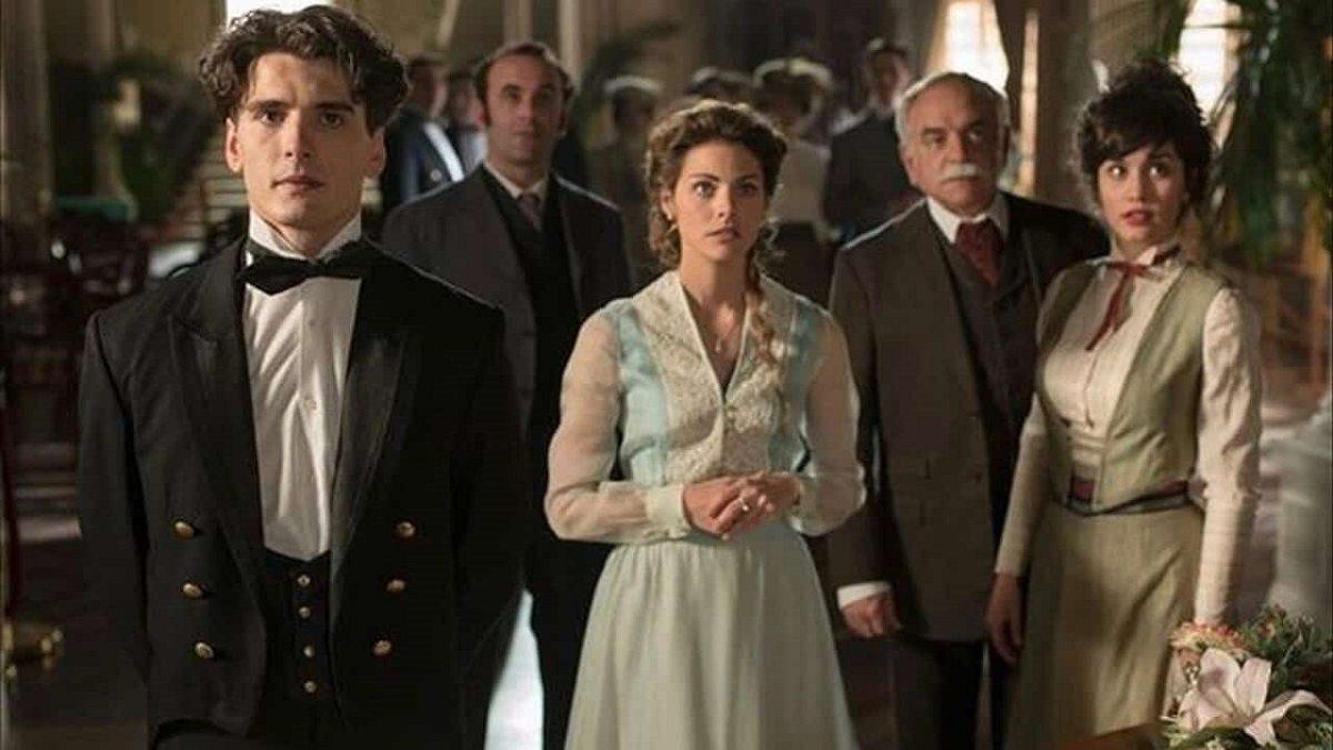 Foto Grand Hotel cast