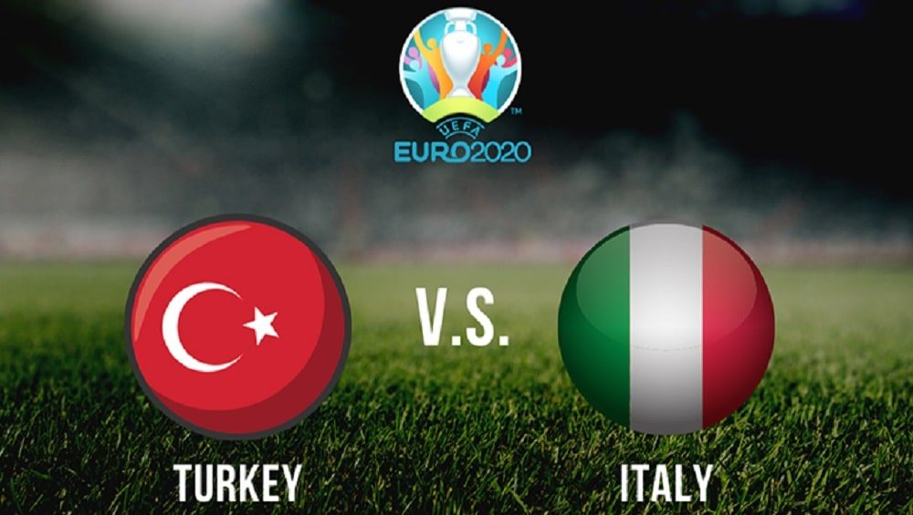 foto Italia Turchia 12 giugno