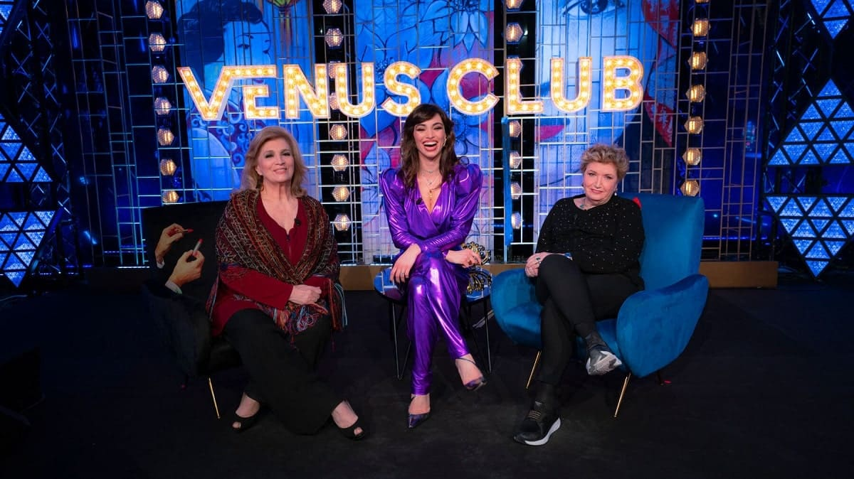 foto Iva Zanicchi, Mara Maionchi e Lorella Boccia a Venus Club