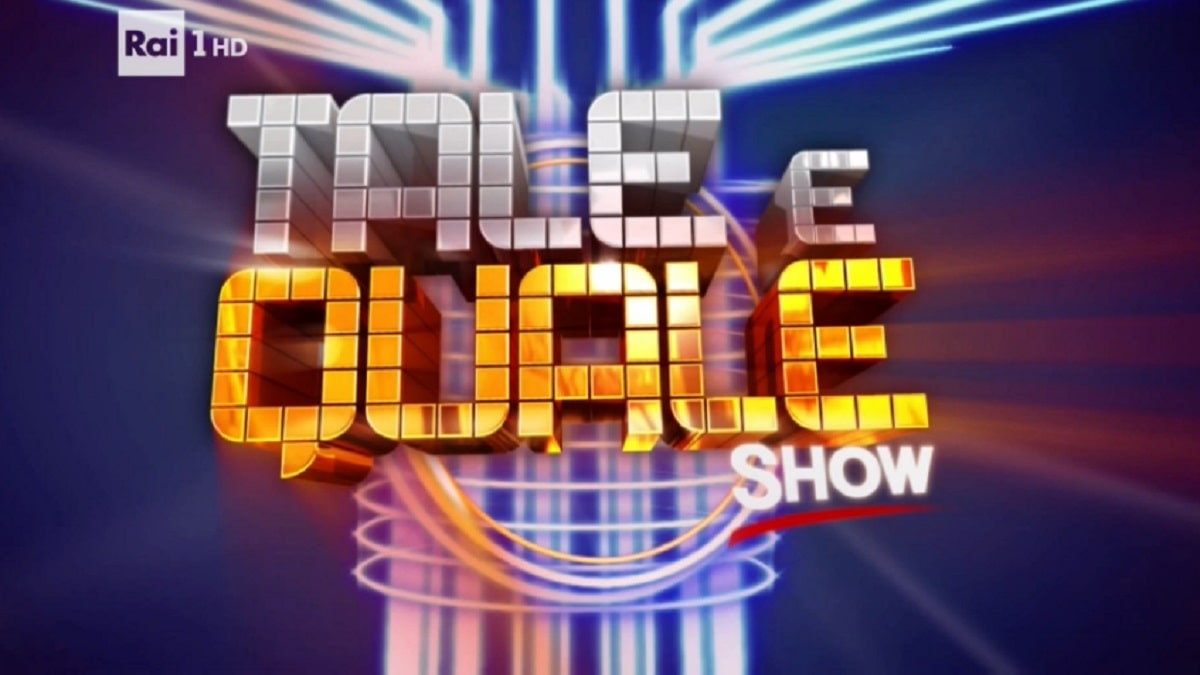 foto Tale e Quale Show logo