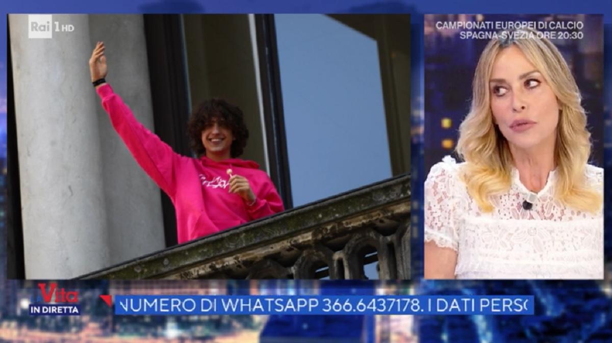 foto di Sangiovanni e di Stefania Orlando