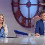 Monica Setta e Tiberio Timperi, messaggio per Mara Venier a fine diretta