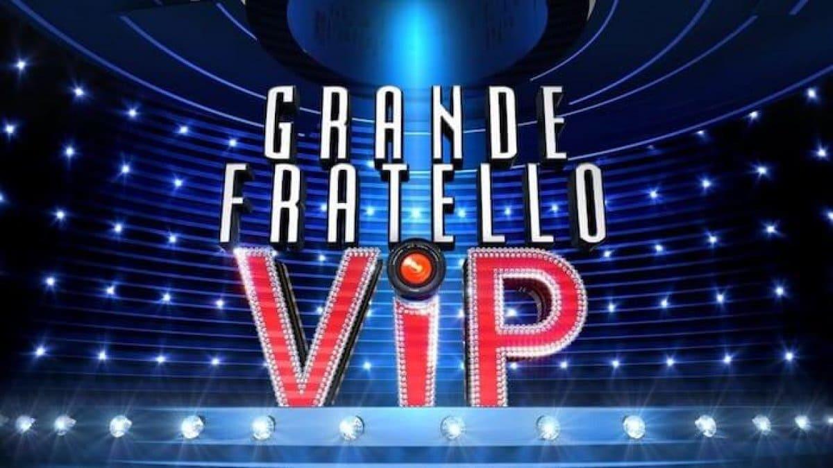 Foto Grande Fratello Vip Logo