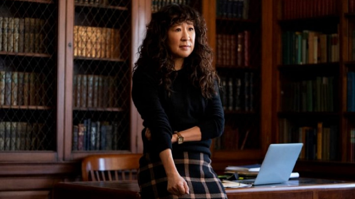 Foto The Chair - Sandra Oh