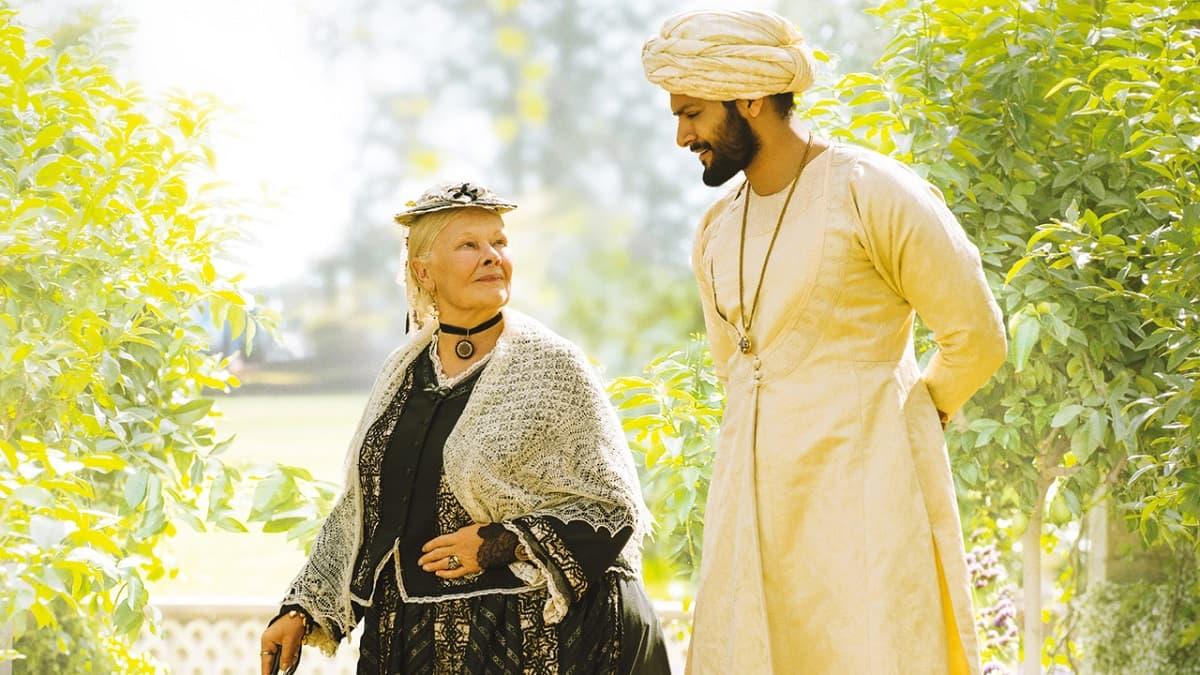 Foto film Vittoria e Abdul