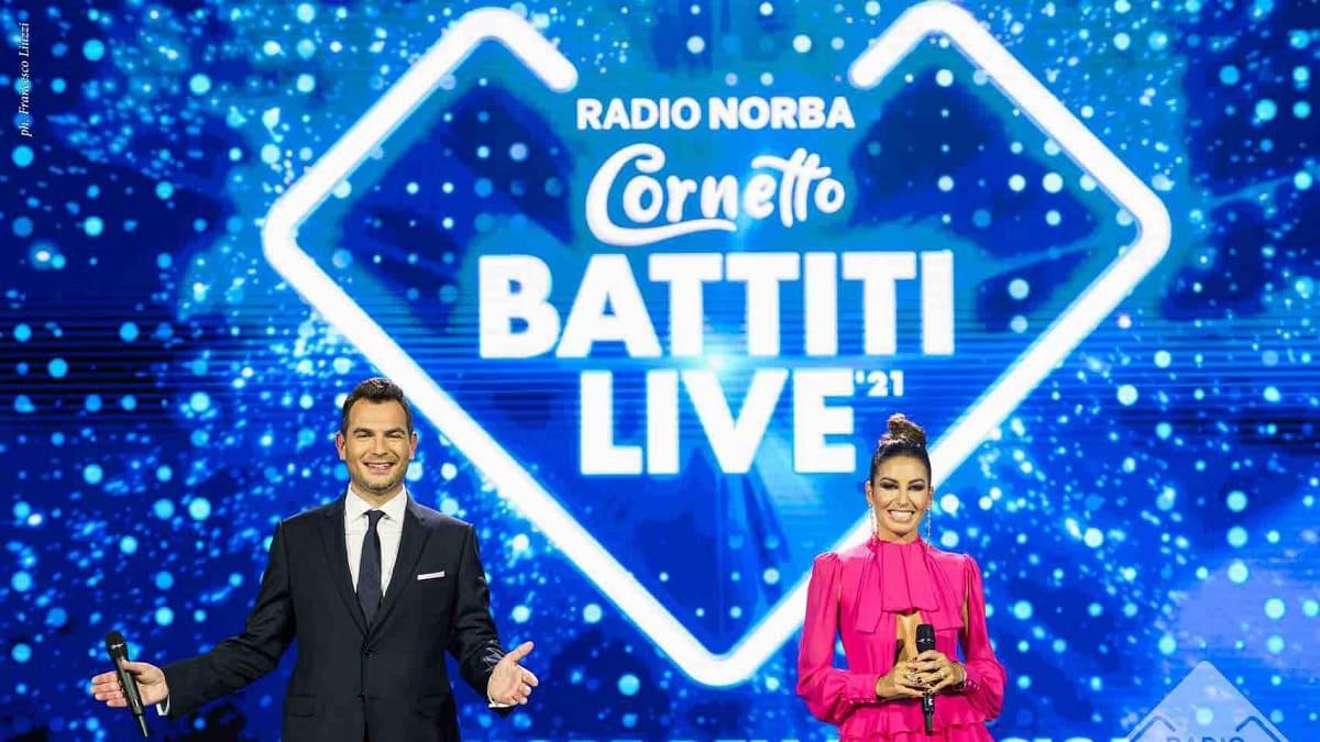 Foto Elisabetta Gregoraci Battiti Live