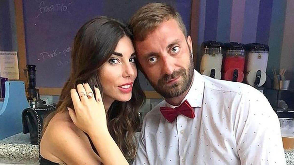 foto Bianca Atzei e Stefano Corti