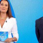 Roberta Capua e Gianluca Semprini: saltata la prima parte di Estate in diretta