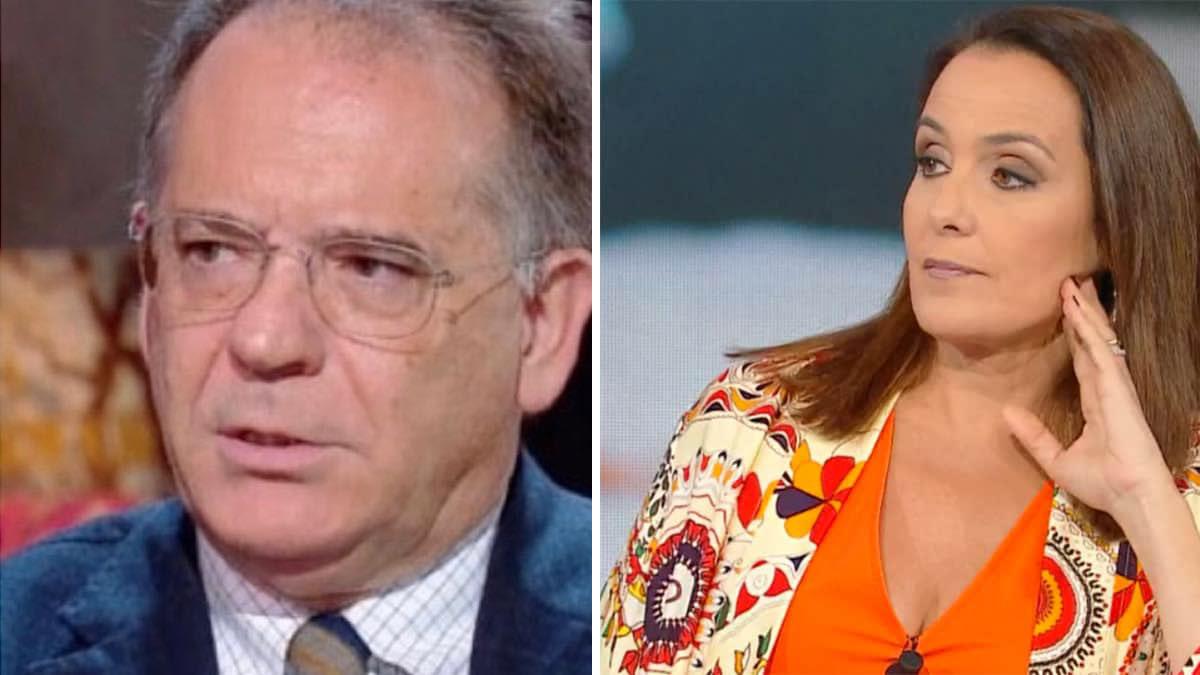 foto Alessandro Cecchi Paone e Roberta Capua a Estate in diretta